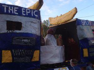 Epic banana split