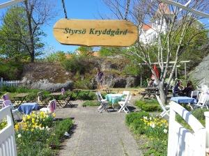 Styrsö herb garden